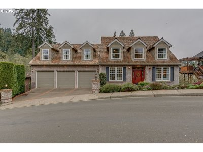 West Linn Single Family Home For Sale: 1324 Jay Ct