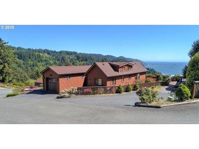 Brookings Single Family Home For Sale: 19921 Whaleshead Rd #U 7