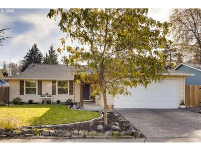 Beaverton Single Family Home For Sale: 17740 NW Fieldstone Dr