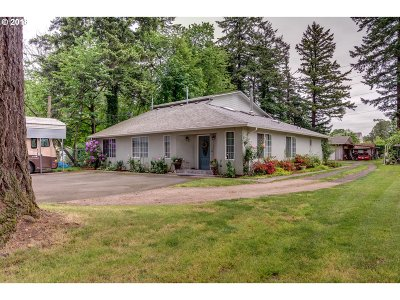Single Family Home Bumpable Buyer: 332 SE 202nd Ave