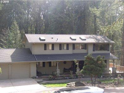 Sherwood, King City Single Family Home For Sale: 21736 SW Old Kruger Rd