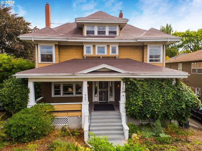 Single Family Home For Sale: 1704 SE 22nd Ave