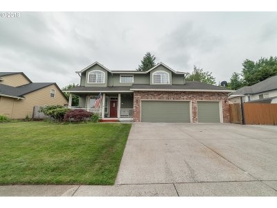 Vancouver Single Family Home For Sale: 4809 NW 129th St