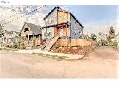 Single Family Home For Sale: 3332 SE 28th Pl