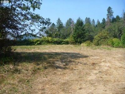 Sutherlin Residential Lots & Land For Sale: Cedar St