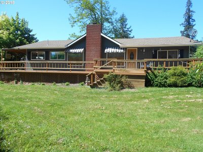 Veneta, Elmira Single Family Home For Sale: 24229 Wolf Creek Rd