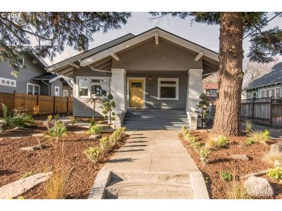 Single Family Home For Sale: 1733 NE 26th Ave