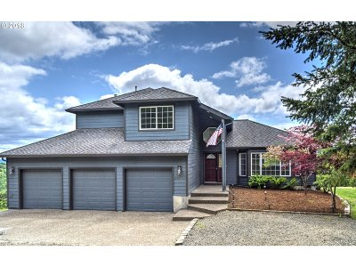 Yamhill County Single Family Home For Sale: 26171 SW Valley View Ln