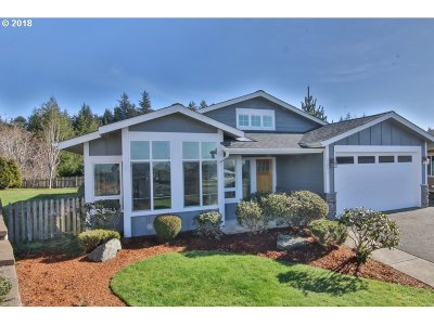 Coos Bay Single Family Home For Sale: 1233 Nautical Ln