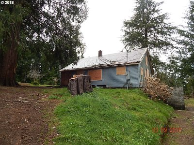 Coos Bay Single Family Home For Sale: 93657 Easy Ln