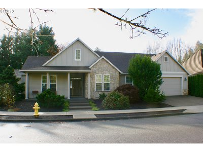 Beaverton Single Family Home For Sale: 11234 SW Maypark Ct