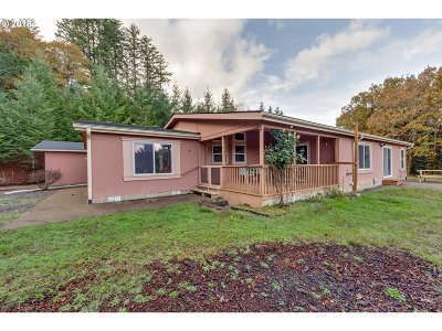 Gaston Single Family Home For Sale: 9150 SW Midland Ave