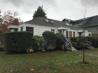 Eugene Multi Family Home For Sale: 1408 Ferry St