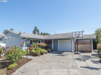 King City Single Family Home For Sale: 16660 SW Queen Mary Ave