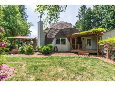 Scio Single Family Home Sold: 35396 Ede Rd