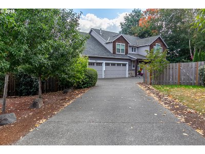 Tigard Single Family Home For Sale: 14944 SW 89th Ct