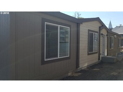Pendleton Single Family Home For Sale: 356 SE 3rd St