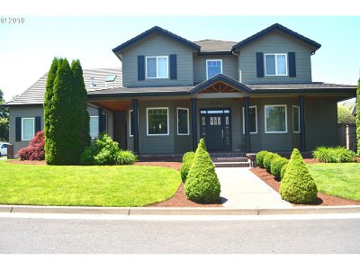 Eugene Single Family Home For Sale: 3520 Celeste Way