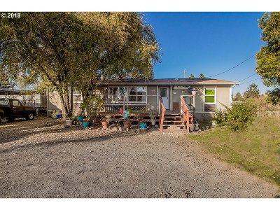 Roseburg OR Single Family Home For Sale: $125,000