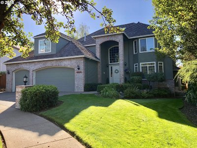 Tualatin Single Family Home For Sale: 19135 SW 52nd Ct