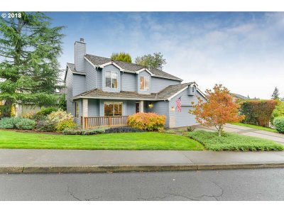 Clackamas Single Family Home For Sale: 14984 SE 119th Ave