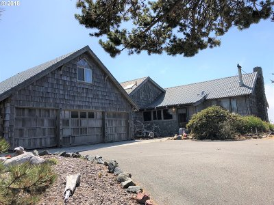 Bandon Single Family Home For Sale: 4000 Beach Loop Dr SW