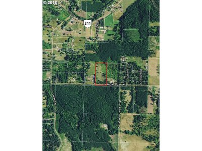 Molalla Residential Lots & Land For Sale: 18125 S Munson Rd