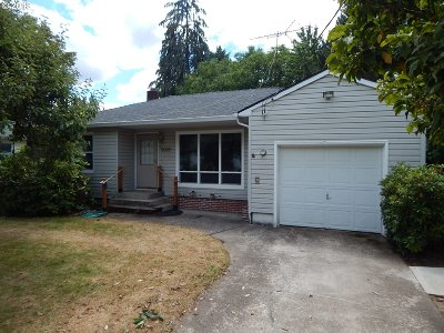 Keizer Single Family Home Sold: 5065 Robindale Dr