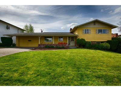 Single Family Home For Sale: 3203 NE 132nd Ave