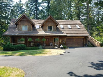 Estacada Single Family Home For Sale: 21103 S Mattoon Rd