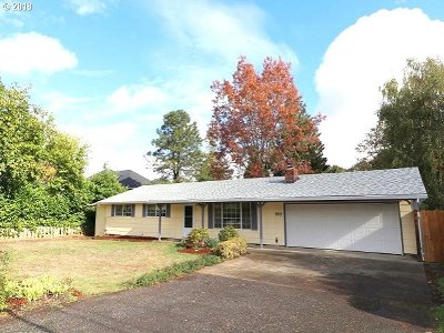 Oregon City Single Family Home For Sale: 965 Woodlawn Ave