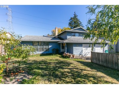 Beaverton Single Family Home For Sale: 5890 SW 161st Ave
