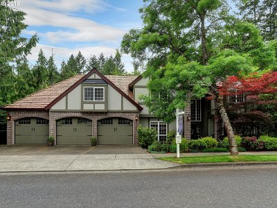 Beaverton Single Family Home For Sale: 16100 SW Cormorant Dr