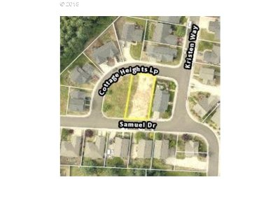 Cottage Grove, Creswell Residential Lots & Land For Sale: Samuel Dr