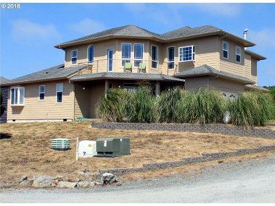 Bandon Single Family Home For Sale: 54179 Gould Rd