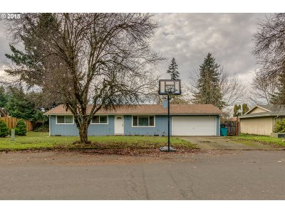Single Family Home For Sale: 5120 NE 139th Loop