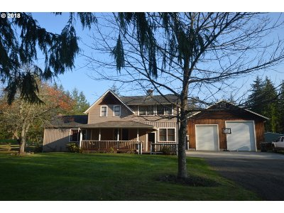 Astoria Single Family Home For Sale: 42684 Hillcrest Loop