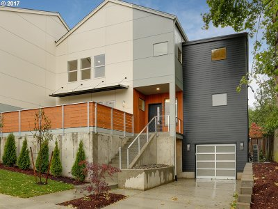 Single Family Home For Sale: 4224 NE 15th Ave