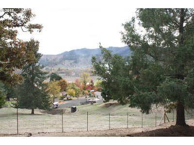 Sutherlin Residential Lots & Land For Sale: North Side Rd