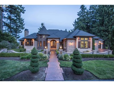Oregon City Single Family Home For Sale: 18298 S Grasle Rd