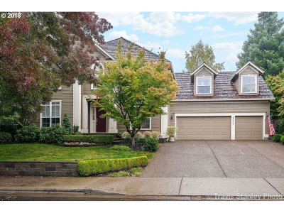 Wilsonville Single Family Home For Sale: 28507 SW Cascade Loop