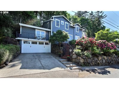 Lake Oswego Single Family Home For Sale: 540 Northshore Rd