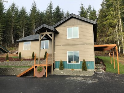 Cowlitz County Single Family Home Bumpable Buyer: 2838 Spirit Lake Hwy