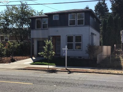Portland Single Family Home For Sale: 4826 N Willis
