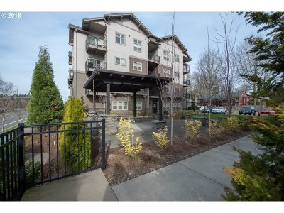 Beaverton Condo/Townhouse For Sale: 13895 SW Meridian St #212