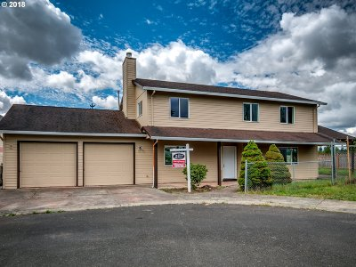 Single Family Home For Sale: 711 SE 160th Ave
