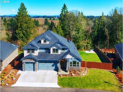 Vancouver Single Family Home For Sale: 15015 NW 57th Ave