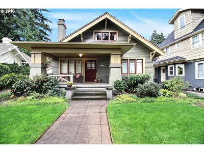 Portland Single Family Home Bumpable Buyer: 3276 NE Bryce St
