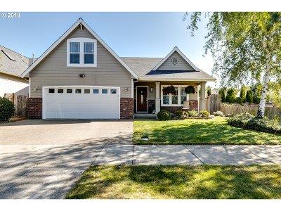 Eugene Single Family Home For Sale: 3385 Korbel St