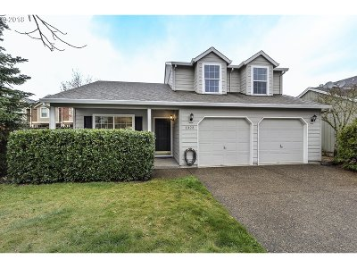 Hillsboro Single Family Home For Sale: 1323 NW 207th Ave